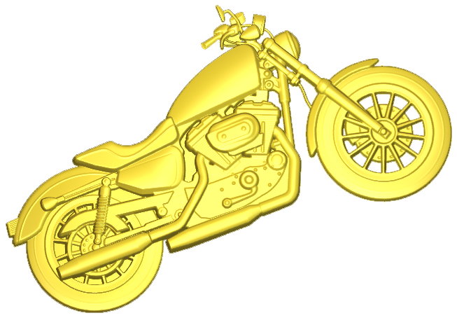 Motorcycle Relief