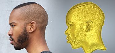 3D Face Profile Wizard