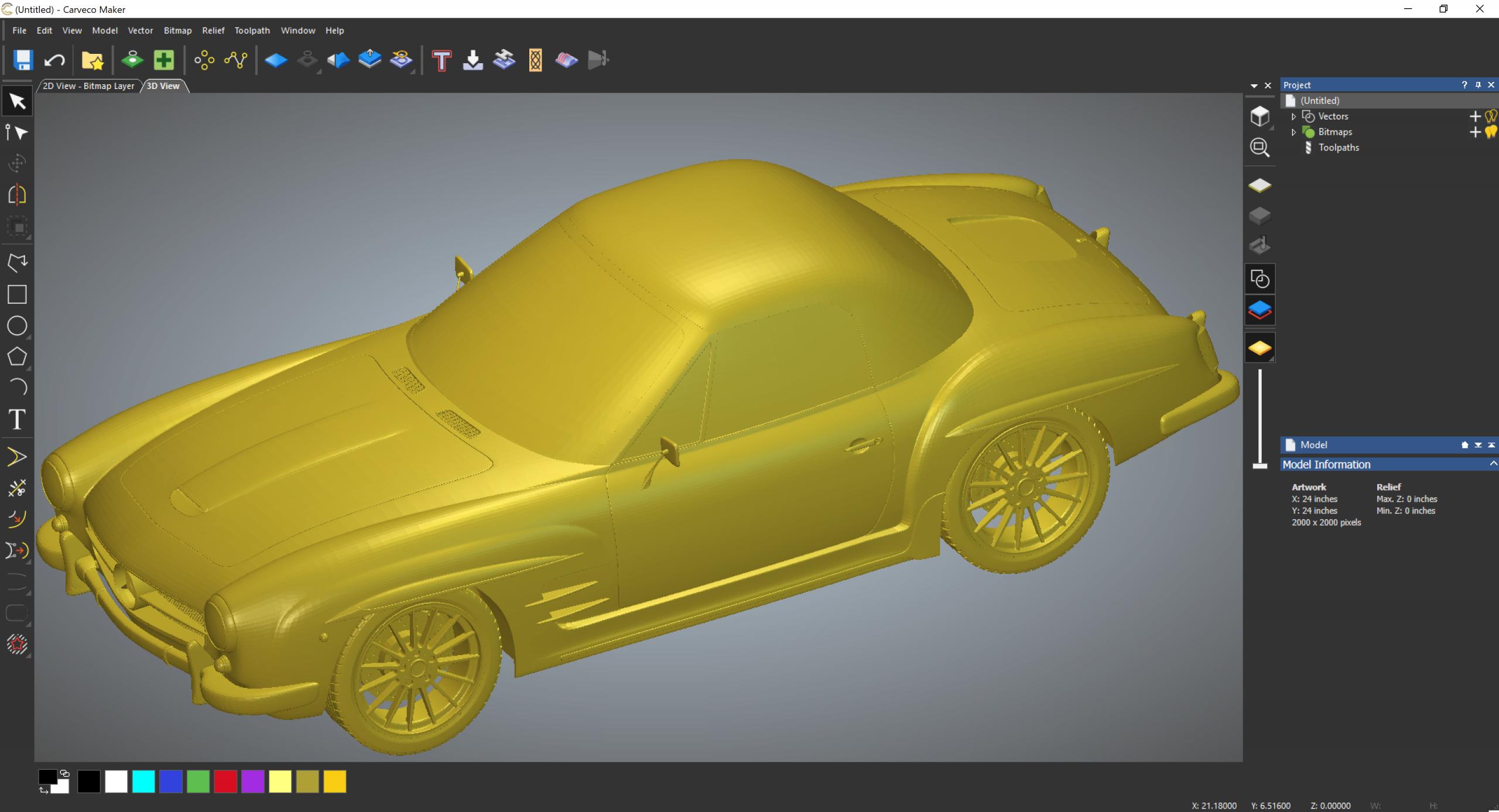 Import 3D Models