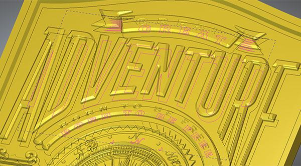 Carveco Adventure Model