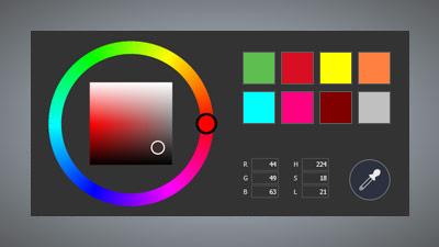 Carveco Colour Palette