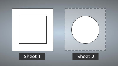 Working on multiple sheets